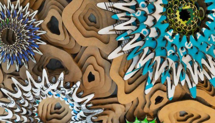 Emo Sundaes, Paper Pulp Sculptures, Interactive Ecosystems + More