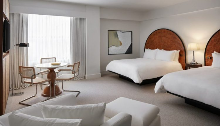 A Minimalist Washington D.C. Hotel by Lore Group