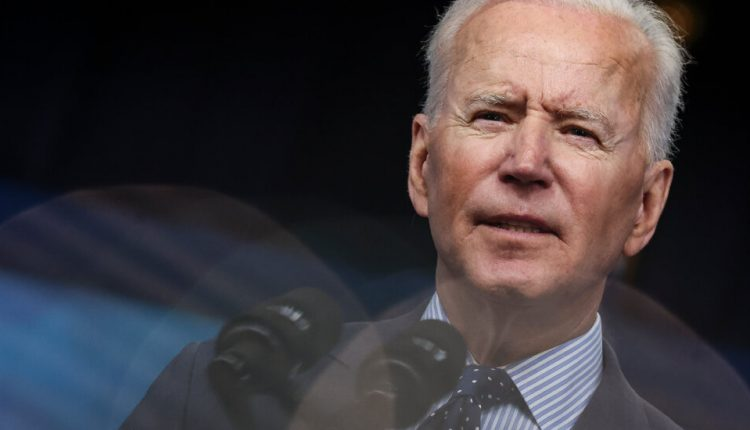 The Biden administration is being criticized for falling short on
