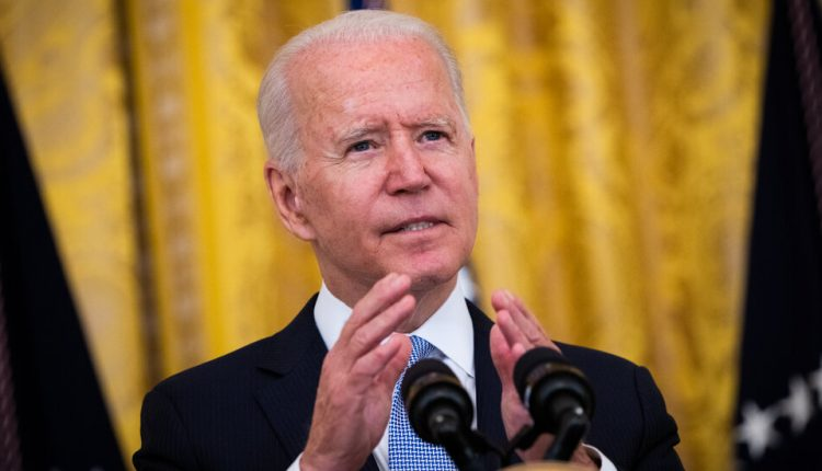 Biden Seeks to Revive Vaccine Effort With New Rules and