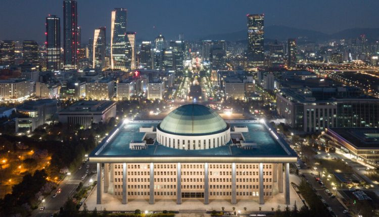 Apple and Google's Fight in Seoul Tests Biden in Washington