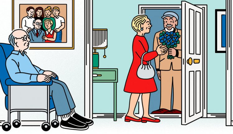 My Stepdad Has Alzheimer's. Can My Mom Date Someone Else?