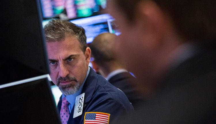 Stock futures open slightly higher after Dow slips following August
