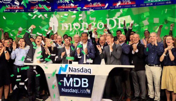 MongoDB tops $30 billion market cap in banner week for
