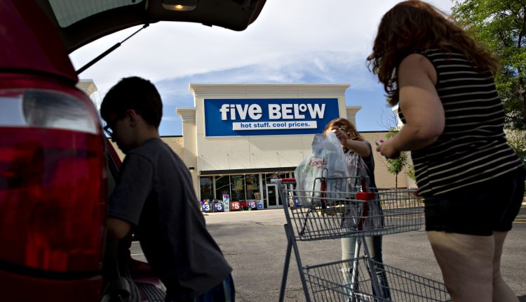 Five Below, Chewy, Signet Jewelers and more