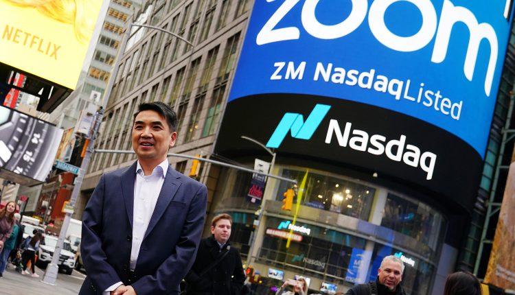 Zoom Video, Robinhood, Designer Brands and more