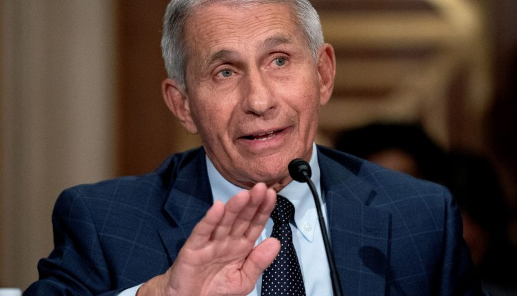 Fauci says he would not be surprised if full regimen