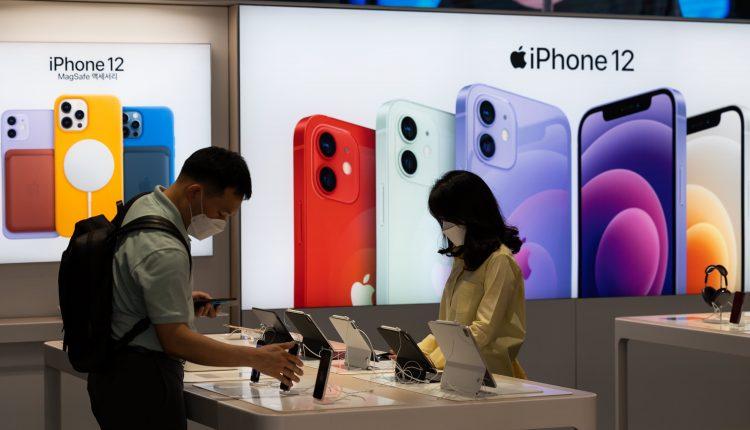 South Korea passes bill limiting Apple, Google control over app