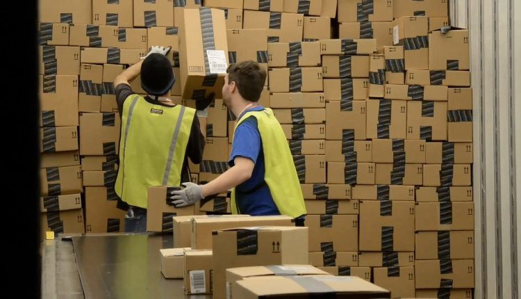 How Amazon is shipping for third parties to compete with