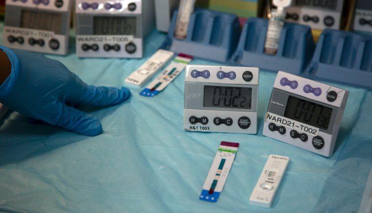 An Experimental H.I.V. Vaccine Fails in Africa