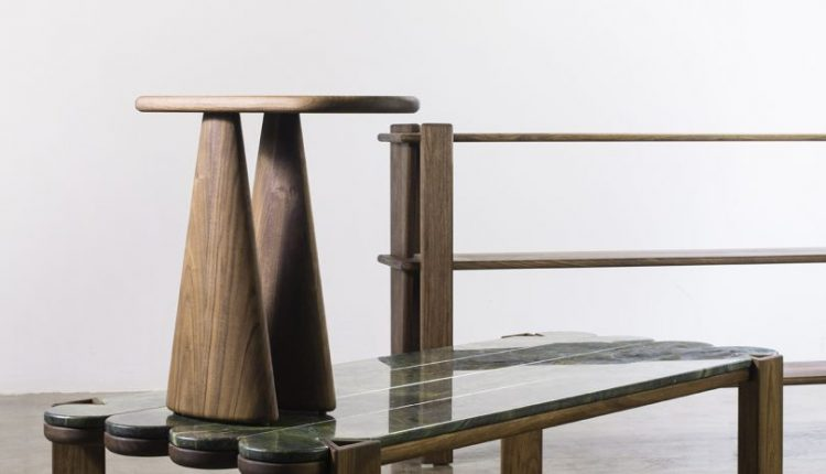 The Shapes From Home Furniture Collection Went From Dream to